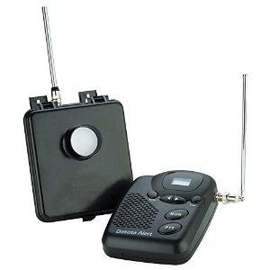 Wireless Outdoor Motion Detector Driveway & Trespass Alert Systems